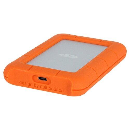 Фото - Жесткий диск LaCie Rugged Mini 1Tb Orange STFR1000800 lacie 2tb rugged mini 2 5 usb c