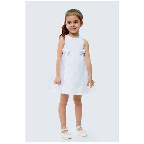 Платье Ladetto размер 26-104, белый платье modis размер 104 белый