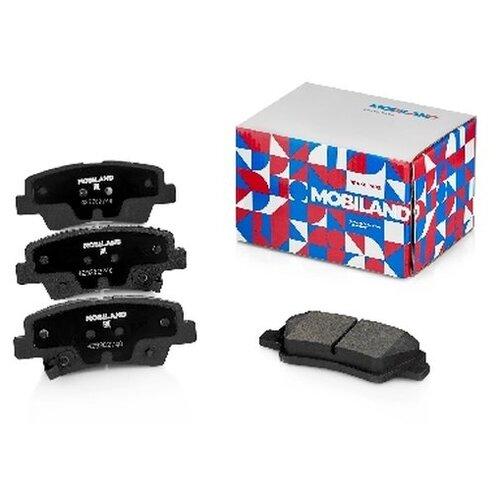 Комплект тормозных колодок MOBILAND 429202740