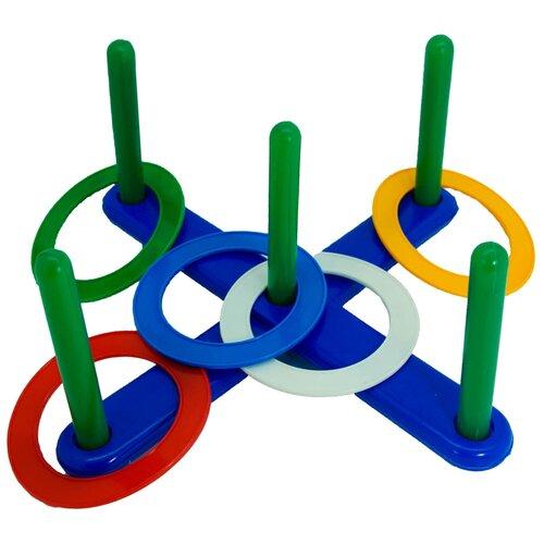 Купить Кольцеброс Строим вместе счастливое детство (5128), Спортивные игры и игрушки