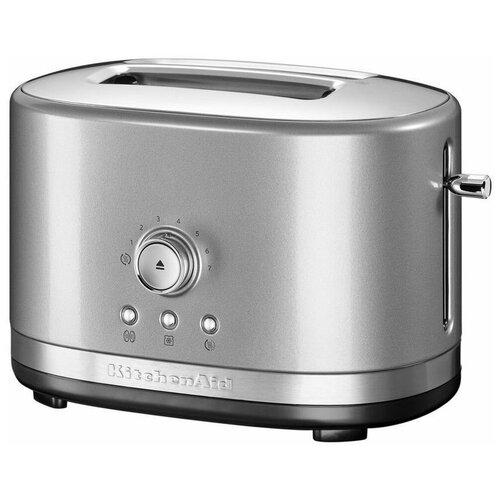 Фото - Тостер KitchenAid 5KMT2116ECU, серебристый тостер kitchenaid 5kmt2204efp морозный жемчуг