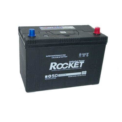 Rocket 100Ач 125D31L /125D31R (Полярность: Обратная)