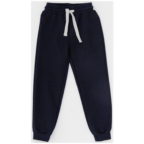 Спортивные брюки Button Blue размер 146, синий