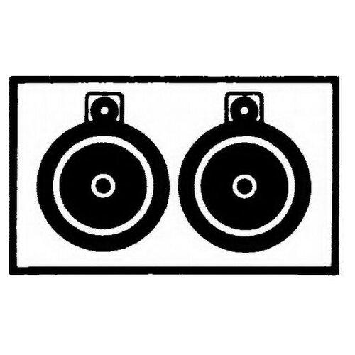 Звуковой сигнал Hella 3CB 004 811-042