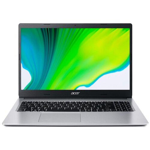 "Ноутбук Acer Aspire 3 A315-23-R5B8 (AMD Ryzen 5 3500U 2100MHz/15.6""/1920x1080/8GB/1024GB HDD/AMD Radeon Vega 8/Без ОС) NX.HVUER.006 серебристый"