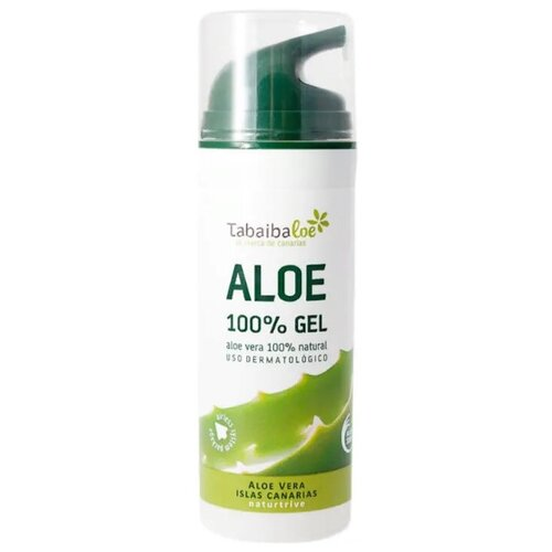 Tabaibaloe Гель для тела Алоэ Вера 100% натуральный 150 ml