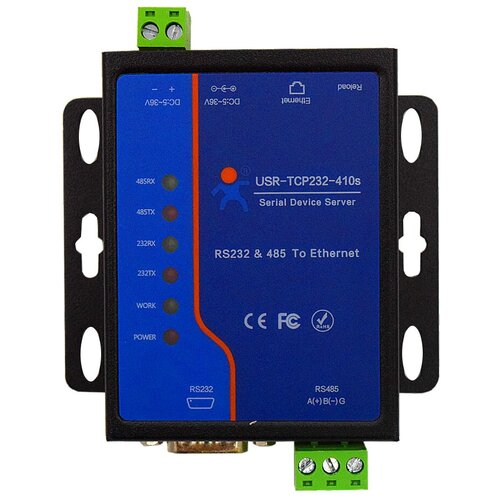 Конвертер интерфейсов USR IOT USR-TCP232-410S
