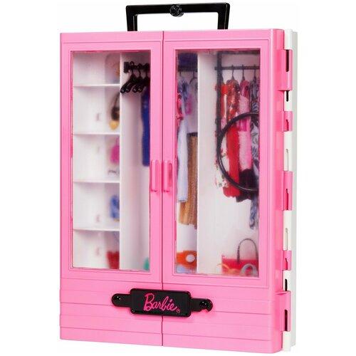 Barbie (Mattel) Barbie Fashionistas Шкаф модницы GBK11