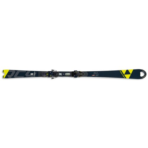 Горные лыжи Fischer RC4 WC SL Men Curv Booster Medium + RC4 Z17 FF (165)