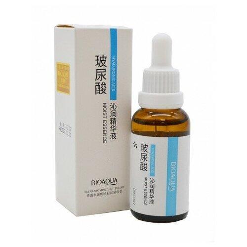 Купить Сыворотка с гиалуроновой кислотой Hyaluronic Acid Moist Essence, BioAqua