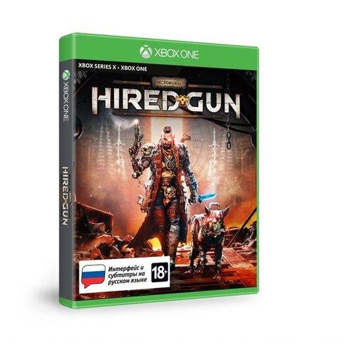 Игра для Xbox: Necromunda: Hired Gun Стандартное издание (Xbox One / Series X)