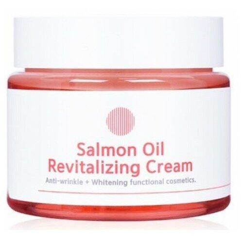 Купить Восстанавливающий крем с маслом лосося EyeNLIP Salmon Oil Revitalizing Cream (80 гр)
