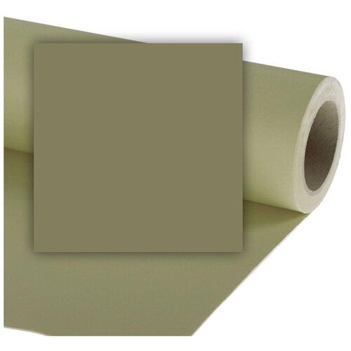 Фото - Фон Colorama Leaf, бумажный, 1.35x11 м, зеленый фон бумажный colorama ll co531 1 35x11 м maize