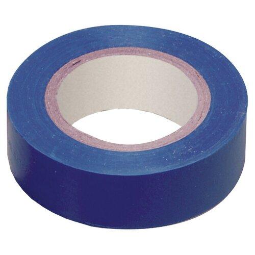 Изолента IEK ПВХ 0,18х19 мм 20 м синий