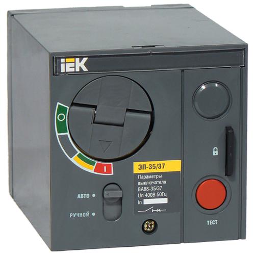 Рукоятка для силовых выключателей/разъединителей IEK SVA30D-EP рукоятка для силовых выключателей разъединителей abb 1sca108690r1001