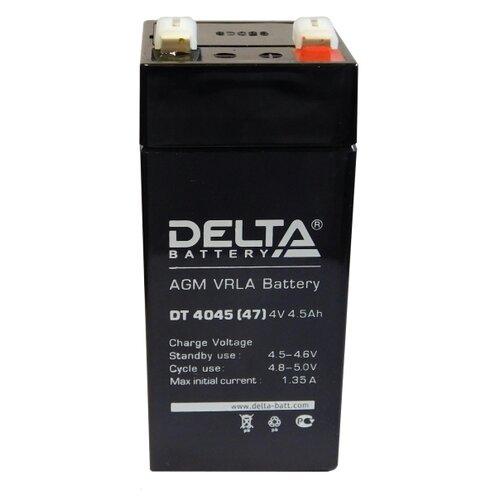 Аккумуляторная батарея DELTA Battery DT 4045 (47) 4.5 А·ч