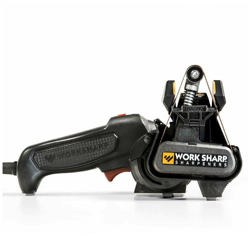 Точилка электрическая Work Sharp Knife & Tool Sharpener WSKTS2-I — купить по выгодной цене на Яндекс.Маркете