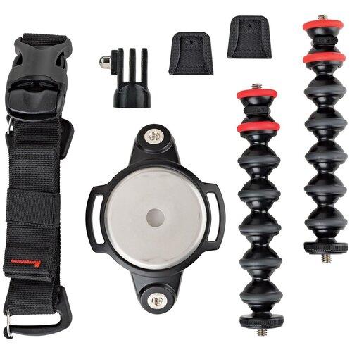 Фото - Набор оснастки для 3K/5K JOBY GorillaPod Rig Upgrade набор оснастки для 3k 5k joby gorillapod rig upgrade