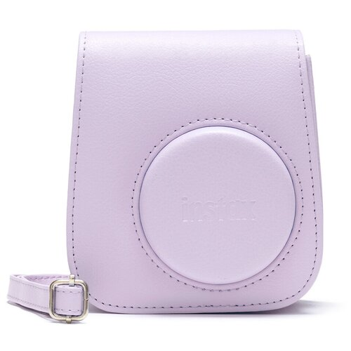 Фото - Чехол Fujifilm для Instax Mini 11 Lilac Purple чехол fujifilm для instax mini 11 blush pink