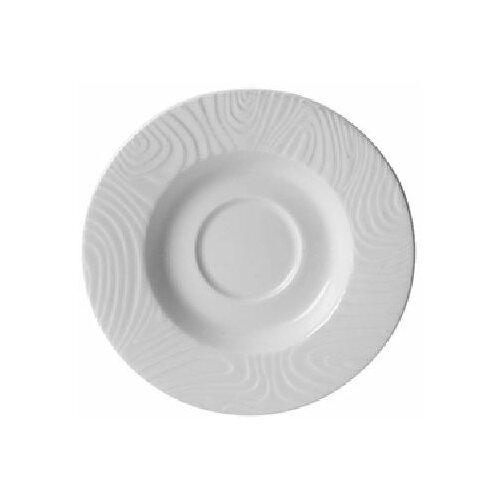 Блюдце «Оптик»; фарфор, Steelite, арт. 9118 C1019