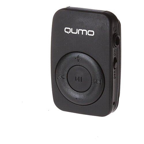 Плеер Qumo Active Cool Black