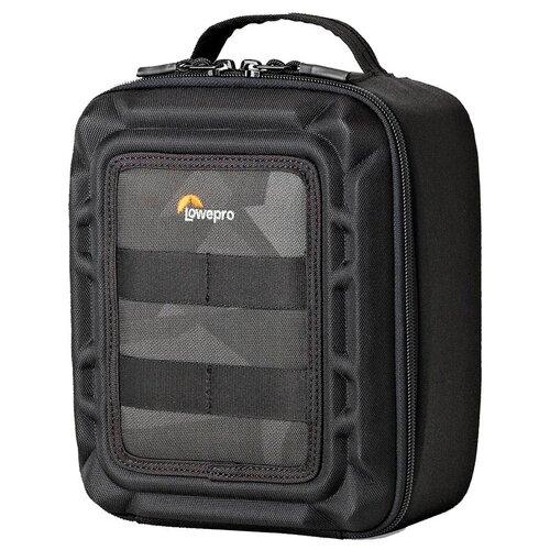 Фото - Сумка LowePro DroneGuard CS 150 Black-Fractal LP37093-PWW сумка lowepro droneguard cs 150 black fractal lp37093 pww