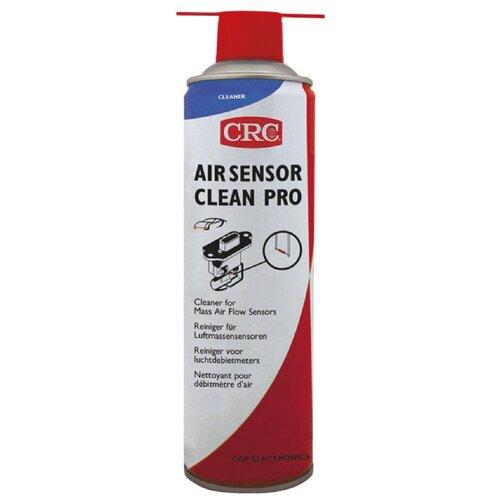 Очиститель ДМРВ датчика массового расхода воздуха CRC AIR SENSOR CLEAN PRO аэрозоль 250 мл 32712