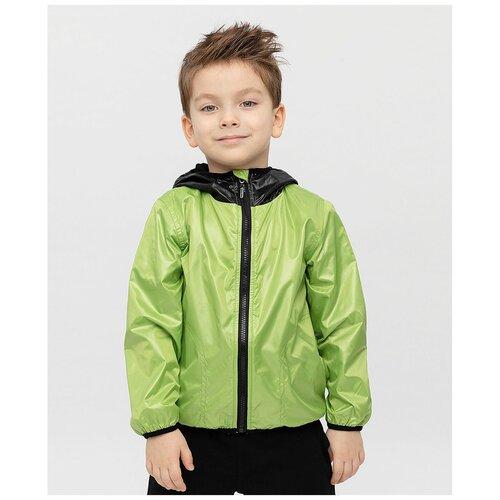 Фото - Куртка Button Blue Flash 120BBBF40024800 размер 134, зеленый куртка button blue 220bbbjc41024800 размер 140 зеленый