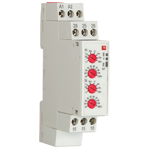 Реле времени для распределительного щита EKF rt-2c вентилятор распределительного шкафа ekf fan19f