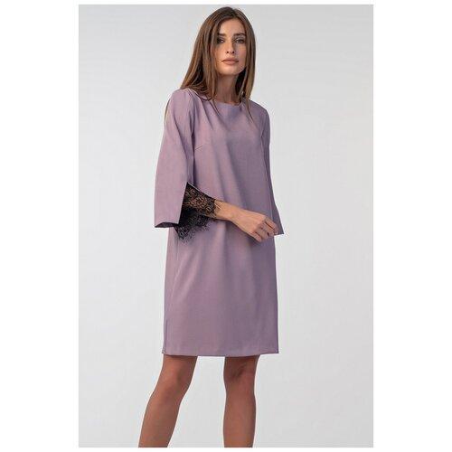 Платье FLY. размер 44, сиреневый