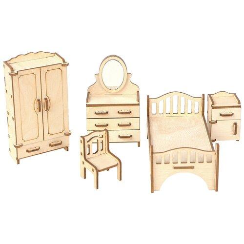 Большой Слон Мебель для кукол Спальня