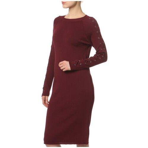 Платье CONSO WEAR, размер M (42 IT), burgundy