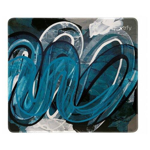 Коврик для мыши Xtrfy GP4 Street Blue Large
