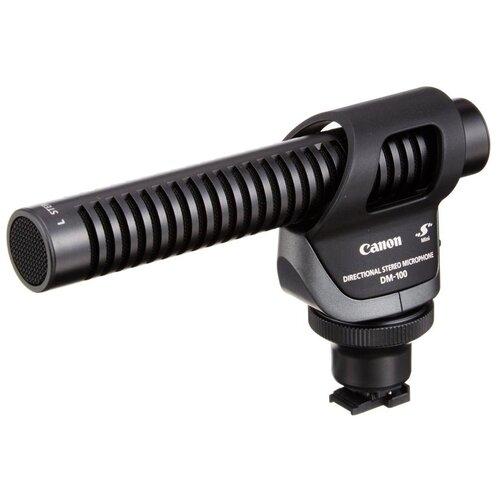 Микрофон Canon DM-100, направленный, стерео