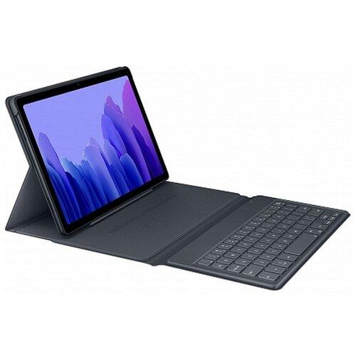 Чехол с клавиатурой для Samsung Galaxy Tab A7 10.4 SM-T500\SM-T505 Grey