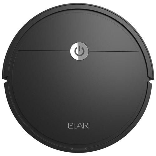 Робот-пылесос ELARI SmartBot Lite SBT-002A черный