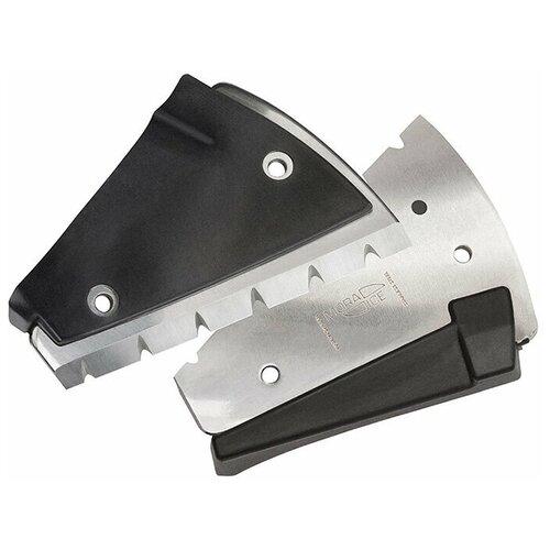 Ножи MORA ICE EZ Cut зубчатые 250 мм.