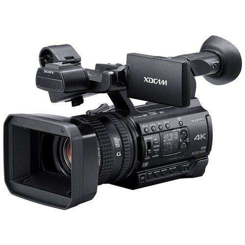 Фото - Видеокамера Sony PXW-Z150 черный видеокамера sony ilme fx3 серый черный