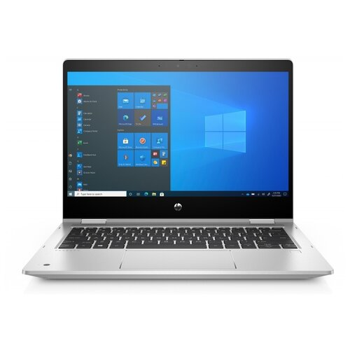 "Ноутбук HP ProBook 435 G8 x360 (AMD Ryzen 7 5800U/13.3""/1920x1080/8Gb/256Gb SSD/AMD Radeon Graphics/Windows 10 Pro) 32N45EA серебристый"