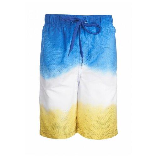 Фото - Шорты для плавания Oldos размер 152, желтый/синий шорты для плавания oldos размер 98 желтый синий