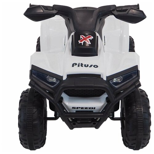 детский электроквадроцикл Электроквадроцикл Pituso XH116 Белый/White
