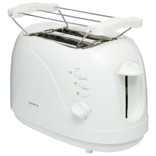 Тостер Polaris PET 0702L белый