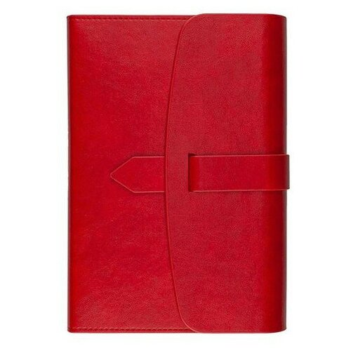Купить Ежедневник недатированный а5 175x235 мм Senate красный 272 страниц, 3-213/01, Bruno Visconti, Ежедневники