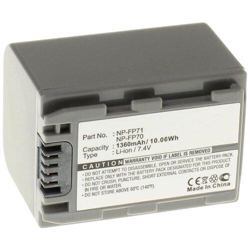 Фото - Аккумулятор iBatt iB-U1-F281 1360mAh для Sony HDR-HC3, DCR-SR60, DCR-HC23E, DCR-HC17E, DCR-HC26E, DCR-HC35E, DCR-HC30E, DCR-HC96E, DCR-HC18E, DCR-HC32E, DCR-HC19E, DCR-DVD105E, DCR-HC46E, DCR-HC42E, DCR-DVD405E, аккумулятор ibatt ib u1 f324 3300mah для sony dcr sr62 dcr sr300 hdr hc7 hdr ux5 dcr sr100 hdr ux7 dcr sr45 hdr sr11e dcr sr65 hdr sr10e dcr sx40 dcr dvd610e dcr dvd106e dcr sr42 dcr sr47 hdr sr12e