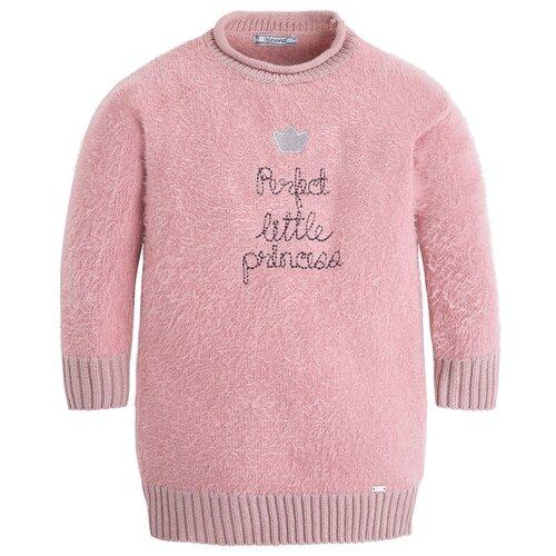 Джемпер Mayoral размер 4(104), розовый, Свитеры и кардиганы  - купить со скидкой