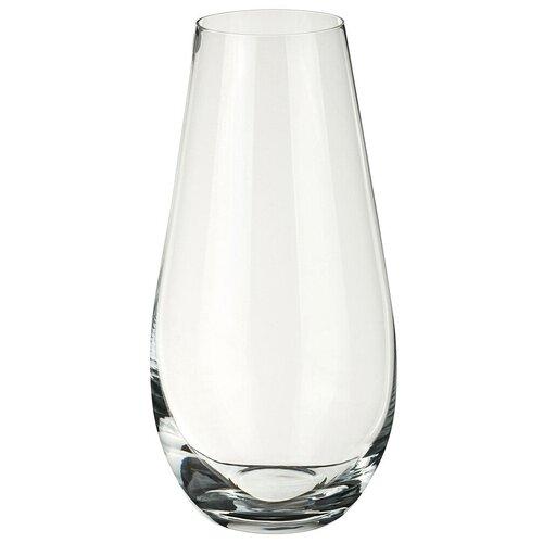 Ваза Bohemia Crystal 674-421, прозрачный ваза высота 24 5 см bohemia crystal 674 420