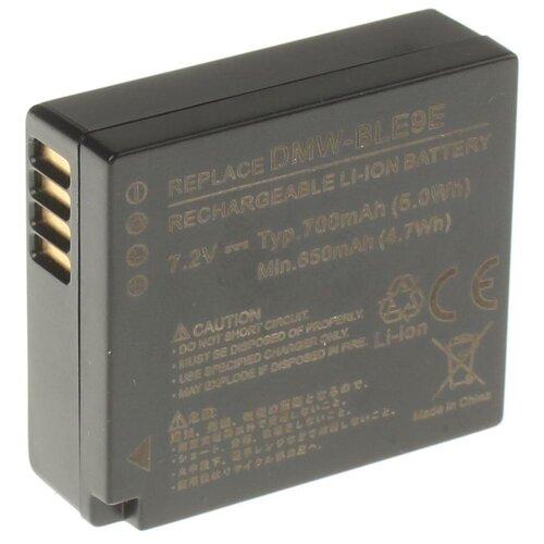 Фото - Аккумулятор iBatt iB-B1-F231 750mAh для Leica, Panasonic DMW-BLG10, DMW-BLE9E, DMW-BLG10E, DMW-BLE9, BP-DC15, аккумулятор panasonic dmw blc12e для fz1000 fz300 g5 g6 gh2 fz200 gx8