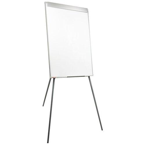 Доска-флипчарт магнитно-маркерная BRAUBERG Extra 237724 100х70 см, белый