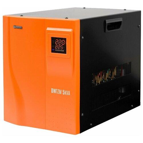 Стабилизатор напряжения однофазный Daewoo Power Products DW-TZM5kVA