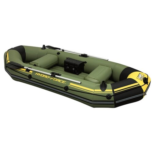 Надувная лодка Bestway Marine Pro (65096) зеленый